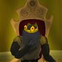 Vanquished King by mega2416