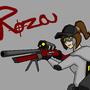 Roza by DatCakeIzEhPai