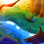 Jungle by mega2416