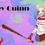 Harley Quinn saying Goodnight by BreakfastDoodles