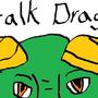 The Stalker's Dragon by fuProgressive