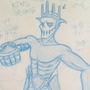 Sketch Dump 01 (July 2016)