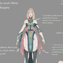 B&S costume design - overall view by Nyeko