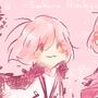 Sakura Mimikyu by CuteNikeChan