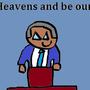 God Obama by fuProgressive