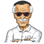 Stan Lee by TheIYouMe