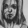 'Zombie Cure' (30 minute timed drawing)