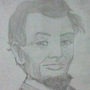 Abraham Lincoln by starisland
