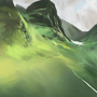 A Landscape Study by WonderfulMrSwallow