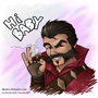 Commission- Graves