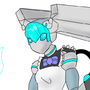 Robo Girl [Commission]