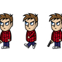 Sprite animation by SamuelV