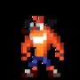 Day #128 - Crash Bandicoot by JinnDEvil