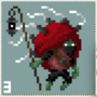 Pixel Doodles - Day 3 by BodoFragins