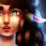 Happy Elf (Photoshop Practice) by Glamraneth