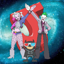 Suicide Squad x Team Rocket
