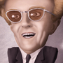 Dr. Strangelove by TuxedoCatCartoons