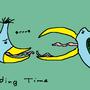 Feeding Time by KringleBerry
