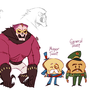 CBT Character Designs 2