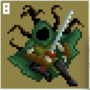 Pixel Doodles - Day 8 by BodoFragins