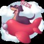 BAH ! dog of wisdom FanArt by Nellpollis