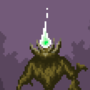 Pixel Paint - Tree Spirit