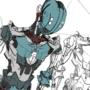 Robot design | Perspective practice by MartsArt