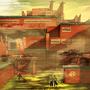 Red China barrack by rvhomweg