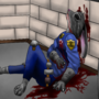 Officer Down! by realScraptor