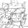 Street Catz: Smokey & Scarlet by DemonCatz