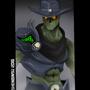 Void Cowboy by ShenBinsu