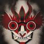 Oni/Diablo mask