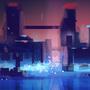 NEW CITY by YakovlevArt