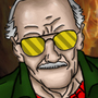 Stan lee's creation by ANSHJAIN