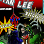 The amazing adventures of the amazing Stan Lee - Holiday break!! by Blipsqueek