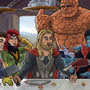the marvelous supper by goyigal