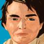 Carl Sagan by WonderfulMrSwallow