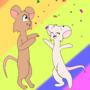 Happy birthday Nisye! by spottysneeky
