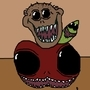 Creepy Little Apple by BlindBananna