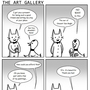 The Art Gallery: Hun by critterfitz