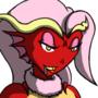 Red dragon by xscar10