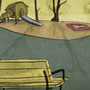 BACKGROUND ART Park Playground by critterfitz