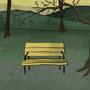 BACKGROUND ART Park Bench by critterfitz