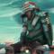 No Man's Sky Fanart | Speedpaint Krita 3.0