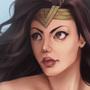 Wonder Woman by Dahlia-K