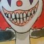 A Clown by cosmickittygal567