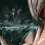 Hunter vs Nargacuga by YariGrafight