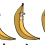The Swanky Man's Bananas by derparama