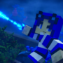 Blue Agony by Alendrien