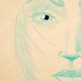 Girl by sketchywarior